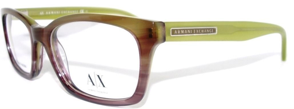 Armani Exchange AX232 Color 0D9N Lime Green Plastic ...