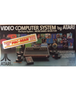 NEW,Atari 2600,Atari 2600 Games Console,Atari 2600 Console,Atari 2600 Co... - $649.99