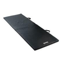 "SPRI Bi-Fold Exercise Mat 72"" Bifold Folding Black Foam Floor Protection... - $76.10"