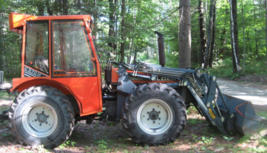 1999 HOLDER 870H For Sale In Chester, VT 05413 image 1