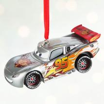 Disney Parks Store Lightning McQueen Light-Up Sketchbook Ornament Mater ... - $21.07