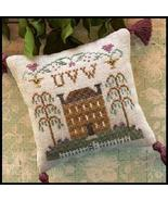 UVW - #8 Little House ABC Samplers cross stitch... - $5.40