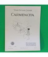 1925 Art Publication Society Teacher's Library Sheet Music, #324, Carmen... - $2.95