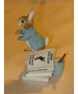 The World Of Beatrix Potter - Peter Rabbit Figu... - $39.00