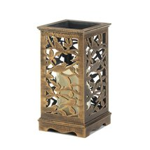 Gallery of Light Songbird Cutout LED Candle Stand - $18.43