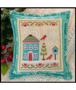 Snow Place Like Home Part 4 cross stitch chart ... - $5.40