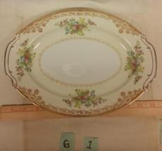 """Vintage Empress Japan Pattern EMP1 Fine China 11 3/4"""" Serving Plate 1930's"""