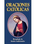 Oraciones Católicas (Catholic Prayers Spanish Edition) - $10.95