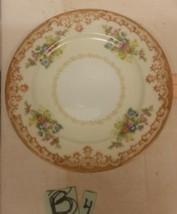 "Vintage Empress Japan Pattern EMP1 Fine China 7 1/2"" Salad Plate 1930's"