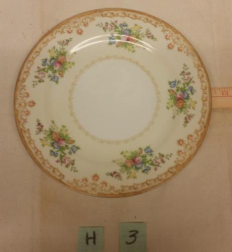 "Vintage Empress Japan Pattern EMP1 Fine China 10"" Dinner Plate 1930's"