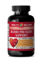 Antioxidant Capsules - Blood Pressure Complex - Garlic Tablets 1B - $13.06