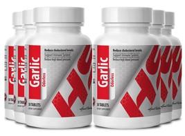 Bone Health Benefits Tablets - Garlic Odorless 400mg - Garlic Seed Extra... - $46.71