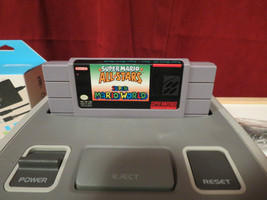 Super Nintendo console  SNES Plays US games and Japan Import UNIT AVAILA... - $75.10