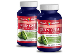 Colon Cleanse - GREEN COFFE BEAN EXTRACT CLEANSE - Pure Green Coffee Ext... - $19.59
