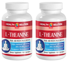 Improved Mental Clarity & Focus - L-Theanine 200mg - Protein Supplements 2B - $21.46
