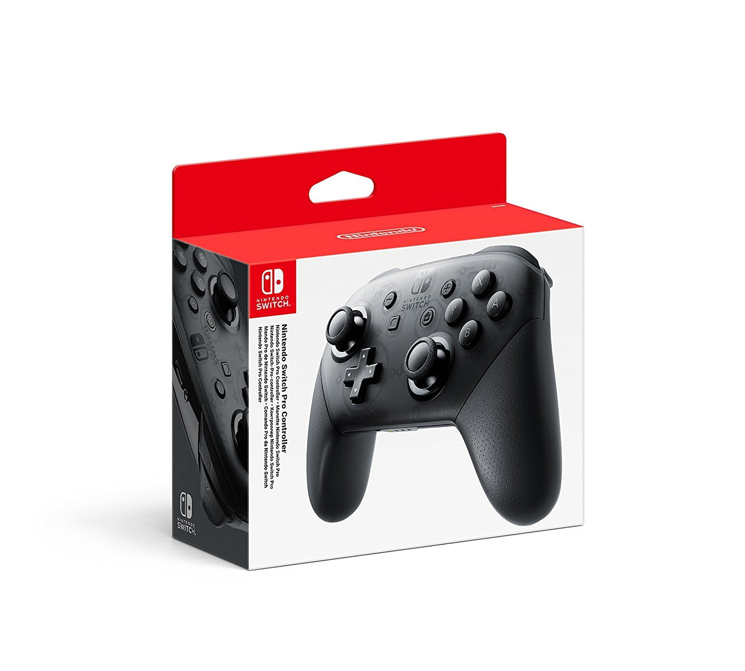 Nintendo Switch Pro Controller Joy-Con Europeon Version REGION FREE Works in USA