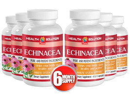 Natural Immune System Boost Capsules - Echinace... - $55.12