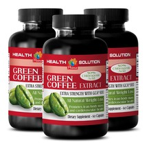 Organic Coffee Infusion - GREEN COFFEE EXTRACT 800mg - Fat reducing Form... - $26.14