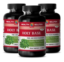 Reducing Cholesterol Levels Capsules - Holy Basil Extract 745mg - Tulsi ... - $29.88