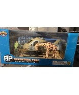 Animal Planet Giraffe Adventure Pod Fun Animal Pretend Play Figures - $9.85