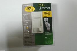 Lutron Skylark Contour 150W Single Pole 3-Way CFL LED Dimmer ALMO CTCL-1... - $27.72
