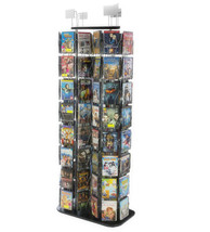DVD, CD, Literature Greeting Card Postcard Birthday Card Rack Display 96... - $226.51