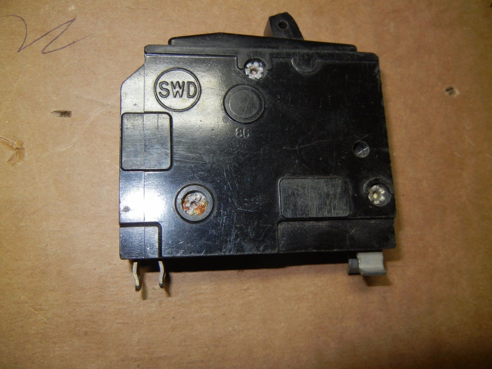5pc Square D 20a Circuit Breaker 1pole Qo120 And 50 Similar Items About Siemens Murray Mp3030 30 Amp Single Pole 2 125v Used