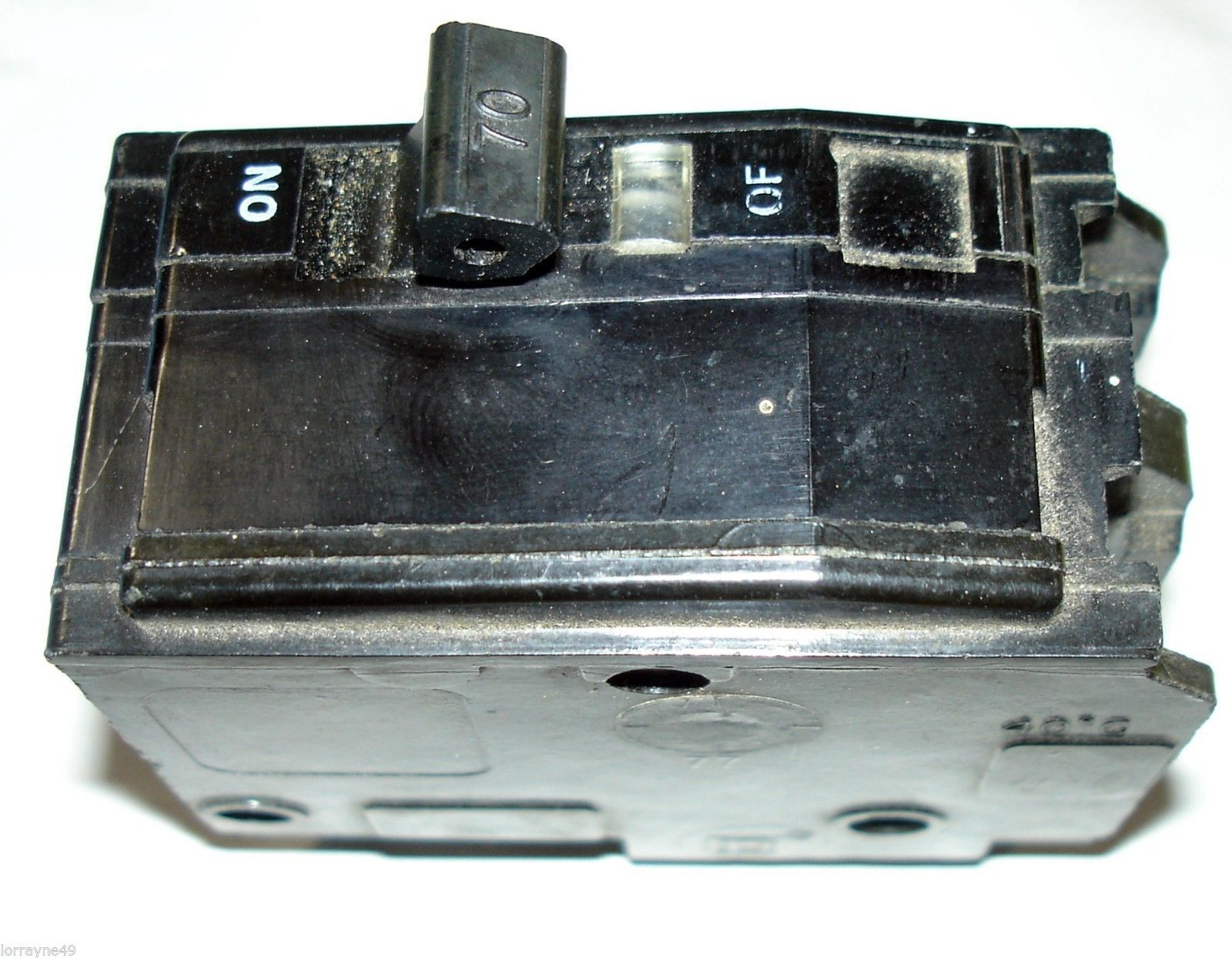 Square D Circuit Breaker 70a Type Qo Qo270 And 50 Similar Items About Siemens Murray Mp3030 30 Amp Single Pole 2 Used