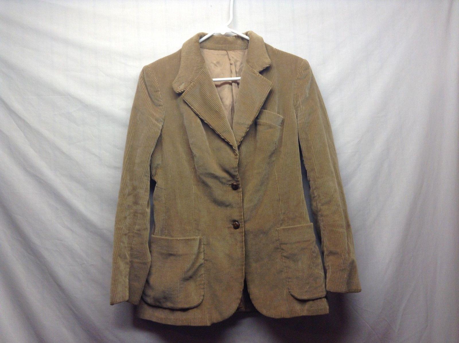 Sir for Her Vintage Corduroy Jacket