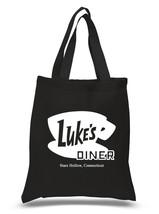 "Gilmore Girls ""Luke's Diner - Stars Hollow, Connecticut"" 100% Cotton Tot... - $12.00"
