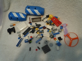 Lego Parts and People 100 Pieces - $5.99
