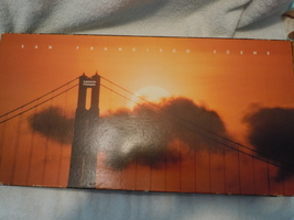 San Francisco Scene Game 1980 Hansen Co - $7.99