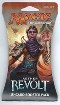 Magic The Gathering MTG 1x Aether Revolt Booster Pack Retail Packaging - $8.95