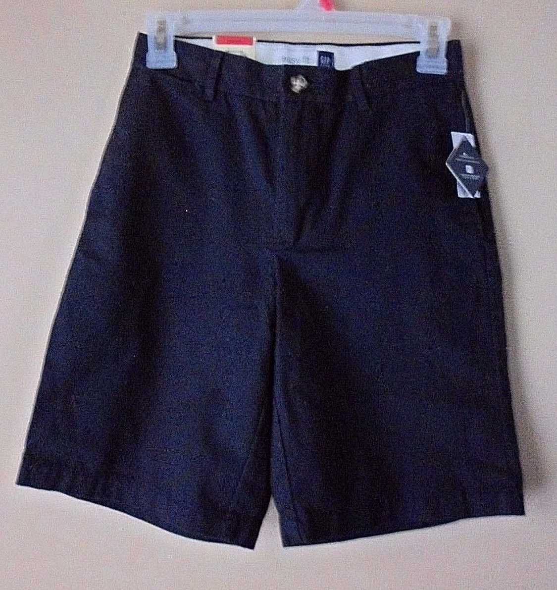 Size 10 NWT Gap Kids Boy/'s Shorts Cargo Tan Khaki Shorts