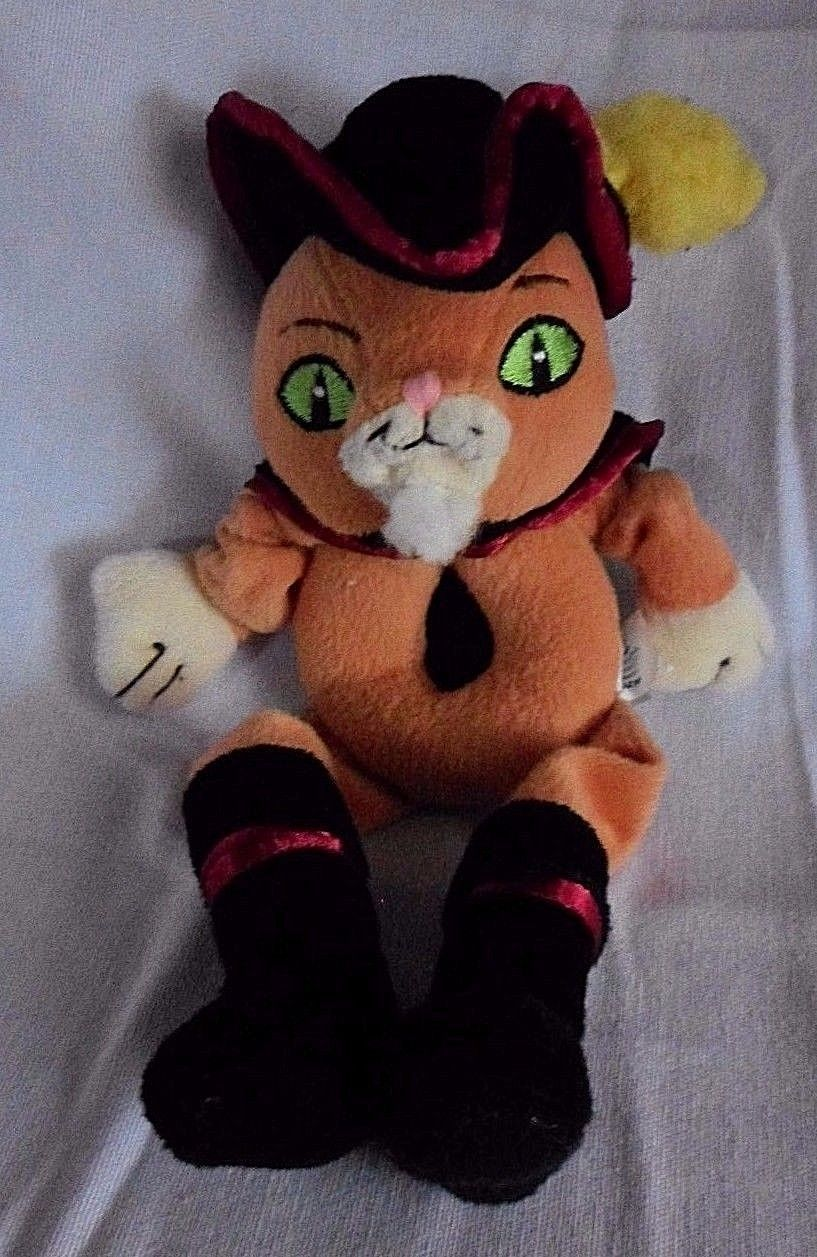 Shrek 2 Dreamworks Puss In Boots Ring Rattle And 50 Similar Items
