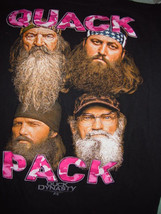 Duck Dynasty A&E Quack Pack T-Shirt Size Med - $15.00