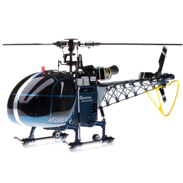 Easy to Fly Outdoor Remote Control Helicopter The Best ...