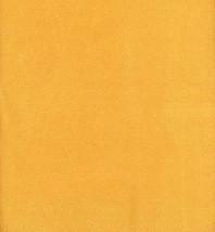 Golden Yellow Satin Hair Scrunchie Scrunchies by Sherry Ponytail Holder Tie - $6.99