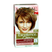LOreal Excellence Creme, Light Brown 1 each by L'oreal - $10.00