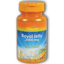 Royal Jelly, 60 Caps by Thompson - $10.21