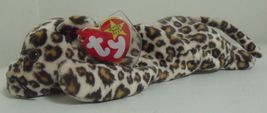 Ty Beanie Babies NWT Freckles the Leopard Retired - $12.95