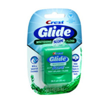 Glide Oral-B 3D White Whitening Plus Scope Flavor Floss, Radiant Mint each by Gl - $3.50