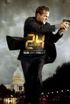 24 S01-S09 and Movie COMPLETE - $65.00