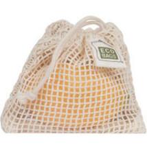 Natural Cotton Soap Bag, 4 x 4.25 1 Bag by Eco Bags - $2.75