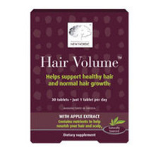 Hair Volume, 90 Tabs by New Nordic US Inc - $38.84