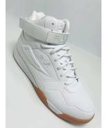 Men's Fila White   Gum Fashion Sneakers  - $69.00
