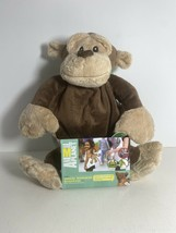 Monkey Backpack Harness Safety - Animal Plant - Leash Stuffed Soft Brown... - $23.36