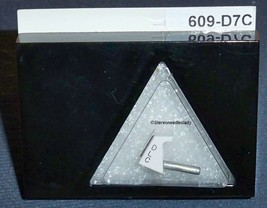GENUINE PICKERING DLC NEEDLE STYLUS for TLC Plug-in cartridge 609-D7C image 1