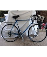 2 Retro RALEIGH Mens bicycles 80's era Racing vintage Knottingham England  - $2,970.00