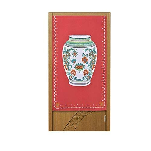 Primary image for Panda Superstore Oriental Style Curtain For Doorway/Door/Kitchen Door Polyester